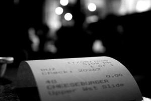 bezahlen restaurants usa