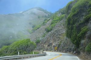 Highway One am Pazifik