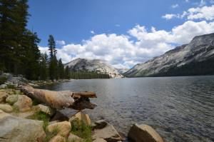 tenaya lake im yosemite nationalpark